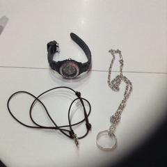 horloge / ketting / ring