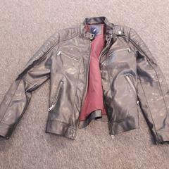 Leren jasje, zoals gemeld door EBS Spijkenisse met iLost