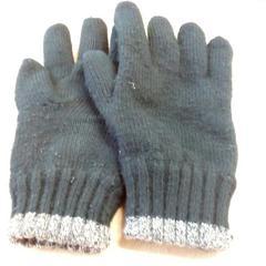 Handschoenen zwart grijs, zoals gemeld door Arriva Gorinchem / Dordrecht met iLost