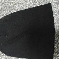 Zwarte muts, zoals gemeld door Connexxion Hoekse Waard/Goeree Overflakkee met iLost