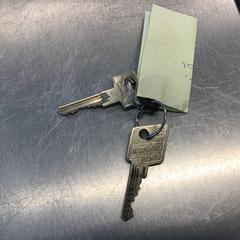2 sleutels, zoals gemeld door Gemeente Arnhem met iLost