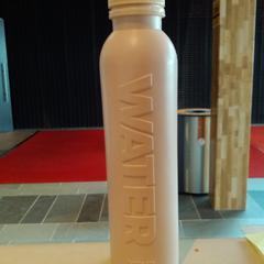 Waterfles van bottle up, as reported by Pathé Nijmegen using iLost