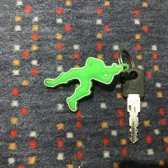 The key on Minervaplein ( Amsterdam), gerapporteerd met iLost