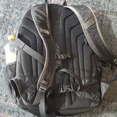 Zwarte rugtas / black backpack, as reported by Connexxion Amstelland-Meerlanden Schiphol Zuid using iLost