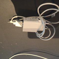 power adapter, zoals gemeld door Van der Valk Hotel Amsterdam Zuidas met iLost