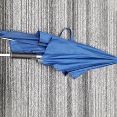 Paraplu blauw, as reported by Arriva Vechtdallijnen using iLost