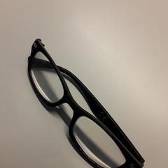 Zwarte bril, zoals gemeld door Ziekenhuis Oost-Limburg met iLost