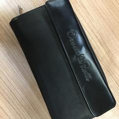 Wallet / portomonee black, zoals gemeld door Lovers Canal Cruises met iLost