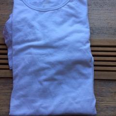 Wit t-shirt, as reported by Van der Valk Hotel Kasteel TerWorm using iLost