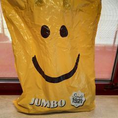 Plastic tas JUMBO, as reported by Connexxion Zeeuws-Vlaanderen using iLost
