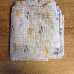 Babydoek, zoals gemeld door Dolfinarium met iLost