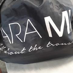 Tas zwart, zoals gemeld door Arriva Friesland / Groningen met iLost