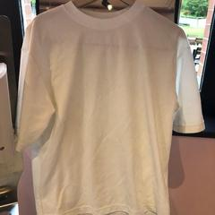White t-shirt, zoals gemeld door Conscious Hotel Westerpark met iLost