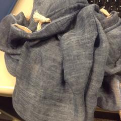Sjaal, zoals gemeld door Eindhoven Airport met iLost