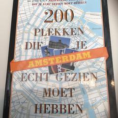 200 plekken die je gezien moet hebben Amsterdam, as reported by Rijksmuseum using iLost