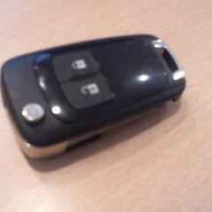 Elektrische auto sleutel, segundo informou Walibi Holland usando iLost