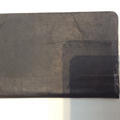 Notebook black, small/notitieboekje zwart, klein