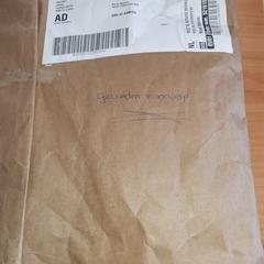 papieren zak Zara, zoals gemeld door Connexxion Overijssel / Flevoland-IJsselmond met iLost
