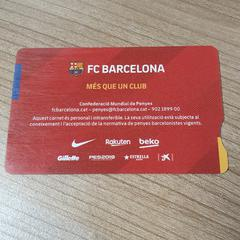 Barcelona fan club, as reported by Connexxion Amstelland-Meerlanden Schiphol Zuid using iLost