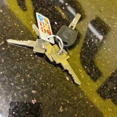 Keys, segundo informou Hertz usando iLost