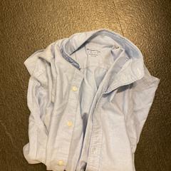 Blauw overhemd, zoals gemeld door Grand Hotel Amrath Kurhaus met iLost