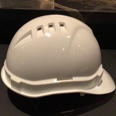 Helm bouwvakker, koeler, zoals gemeld door Van der Valk Hotel Amsterdam Zuidas met iLost