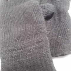 Handschoenen zwart, gemeldet von Arriva Friesland / Groningen über iLost
