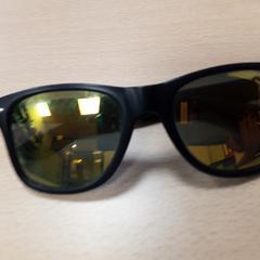 Zonnebril zwart, as reported by Arriva Vechtdallijnen using iLost