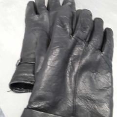 Handschoenen zwart leer, as reported by Arriva Friesland / Groningen using iLost