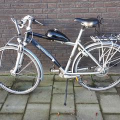 Heren fiets Batavus met tankje, zoals gemeld door Gemeente Heusden met iLost