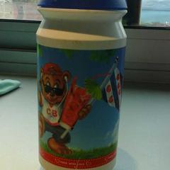 Fles, zoals gemeld door Madurodam met iLost