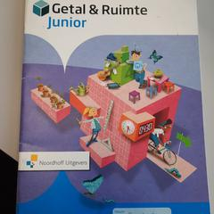 Leerwerkboek Getal en Ruimte, as reported by Connexxion Zeeuws-Vlaanderen using iLost