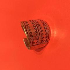 Zilveren ring, zoals gemeld door Groninger Museum met iLost