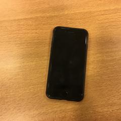 Mobiel iphone zwart, zoals gemeld door Gemeente Amsterdam met iLost