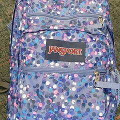 Backpack - rugzak, ako bolo nahlásené Connexxion Amstelland-Meerlanden Schiphol Zuid pomocou iLost
