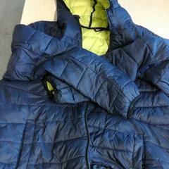 Blauwe jas, zoals gemeld door Connexxion Zeeland met iLost