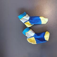 Kinder Socken, gemeldet von MEININGER Hotel Berlin Alexanderplatz über iLost