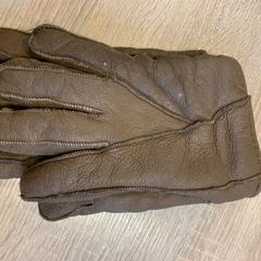 Handschoenen bruin, as reported by Arriva Waterbus using iLost