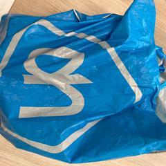 AH plastic tas, zoals gemeld door Connexxion Amstelland-Meerlanden Schiphol Noord met iLost