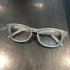 Grijze bril, zoals gemeld door Van der Valk Hotel Veenendaal met iLost