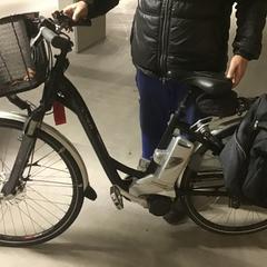Damesfiets Flyer e-fiets, zoals gemeld door Fietsendepot Weert met iLost