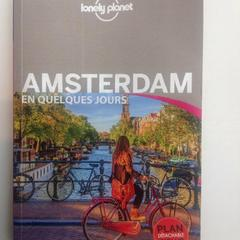 Lonely planet Amsterdam (Frans)
