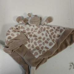 Giraffe knuffel, as reported by Artis using iLost