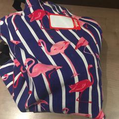 Flamingo tas, as reported by Pathé Arnhem using iLost