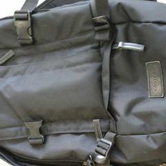 Eastpak rugzak zwart, as reported by Connexxion Amstelland-Meerlanden Schiphol Noord using iLost