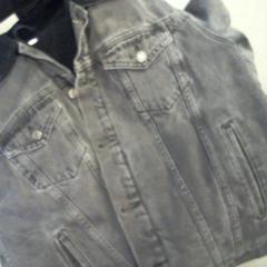 zwarte Spijker jas, as reported by Walibi Holland using iLost