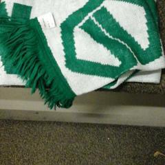 Supporter sjaal, zoals gemeld door Connexxion Valleilijn met iLost