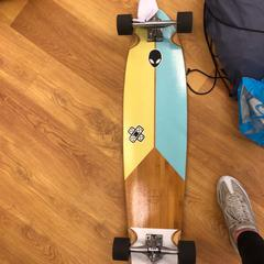 Longboard, as reported by GVB using iLost