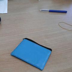 Portemonnee knipje, zoals gemeld door Connexxion Haarlem AML met iLost