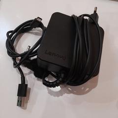 Usb kabel + lenovo oplader, zoals gemeld door Campus Den Haag met iLost